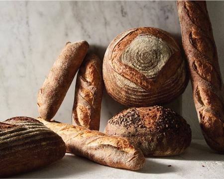 Cobb Lane white sourdough bread at Hyde street bakery in Yarraville